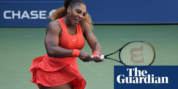 Serena Williams uses a butterfly effect to battle old enemy of time | Kevin Mitchell