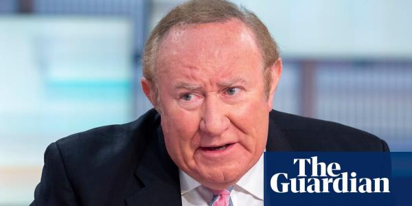 Andrew Neil Launches 24 Hour News Channel To Rival Bbc And Sky