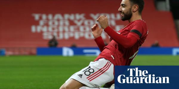 Bruno Fernandes leads Manchester United to Istanbul Basaksehir win