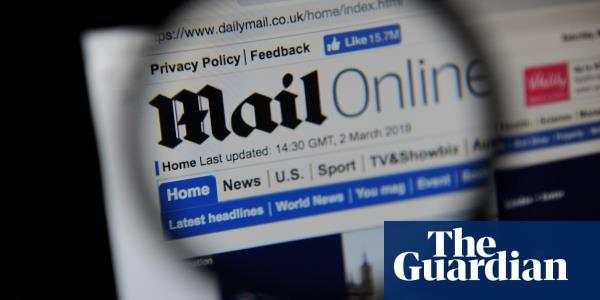 MailOnline sues Google for allegedly hiding links to its articles