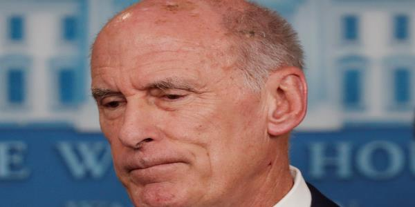 Dan Coats, intelligence chief who clashed with Donald Trump, to step down