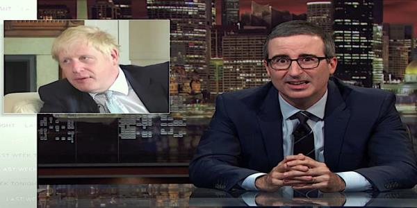 John Oliver uses Hugh Grant to explain why Boris Johnson will catastrophically fail as Britains leader