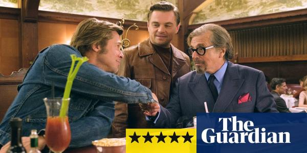 Once Upon a Time ... in Hollywood review - Tarantinos dazzling LA redemption song