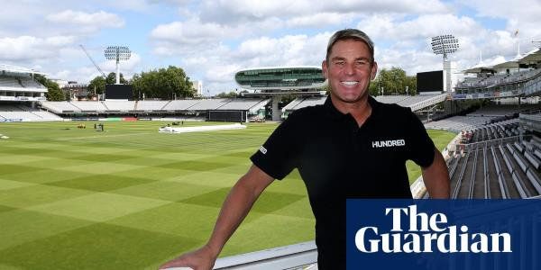 Shane Warne named as coach of Lord's Hundred team