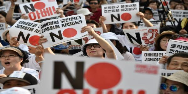 S. Korea tightens export controls on Japan in trade row