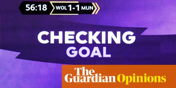 Already loving VAR? Wait until the Premier League finds a sponsor for it | Marina Hyde
