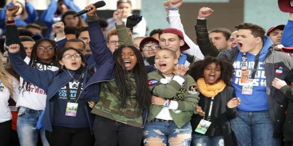 Parkland students unveil gun violence prevention plan: Policymakers have failed, so survivors are stepping up