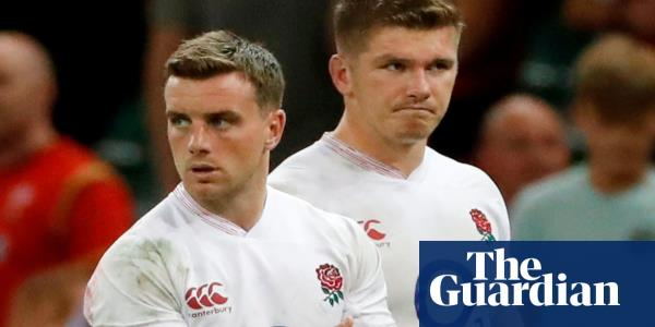 Owen Farrell and George Ford to start for England against Ireland