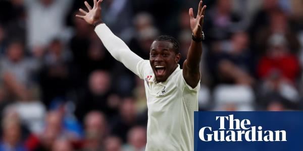 Jofra Archer 'over the moon' with devastating six-wicket haul in Ashes