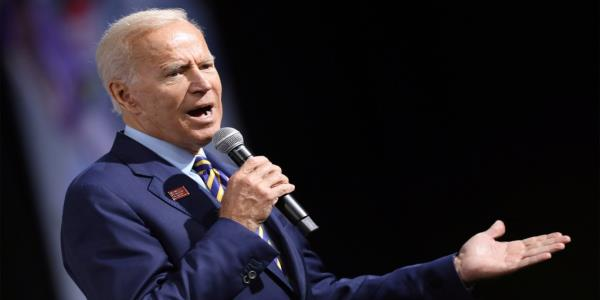 Biden Says He Would Prefer a Woman or Person of Color as Running Mate
