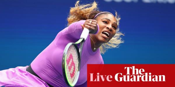 Serena Williams v Bianca Andreescu: US Open womens final – live!