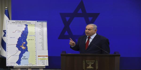 Netanyahu vows to begin annexing West Bank settlements