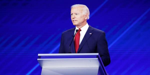 Democrats, You're Still Stuck With Joe Biden for Now