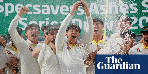 England win fifth Test to draw Ashes series but Australia keep urn