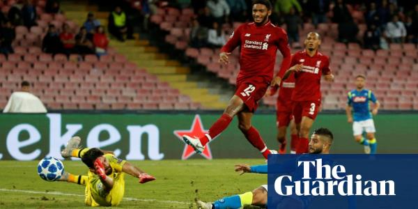 Jürgen Klopp's Liverpool land in Italy intent on defending their crown