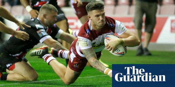 Wigan dig deep to hold off a spirited Salford in qualifying final