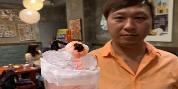 Hong Kong diners offered protest-inspired eyeball mocktails and tear gas eggs