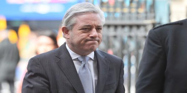 Remainer Speaker John Bercow Met With EU Counterpart to Stymie A Clean Brexit