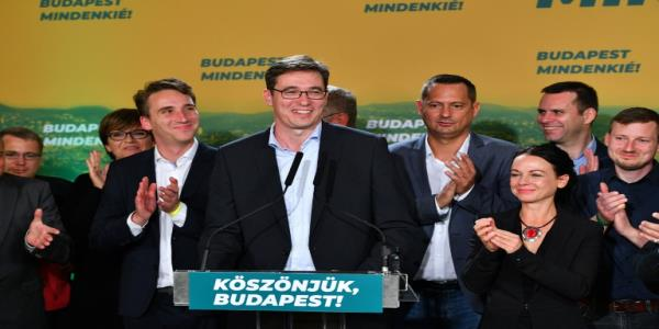 Hungary opposition wins Budapest in blow for PM Orban