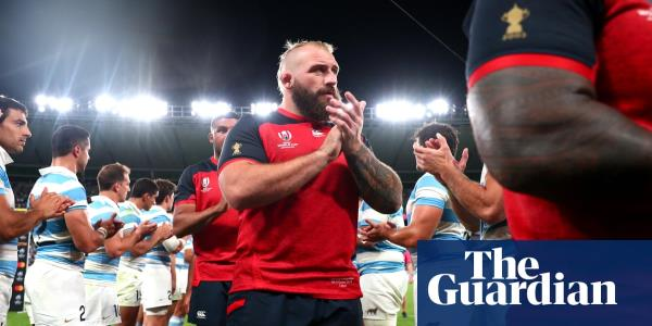 Joe Marler embraces England's positivity and 'bring-it-on mentality' | Robert Kitson