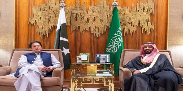 Pakistan says talks with Riyadh, Tehran encouraging