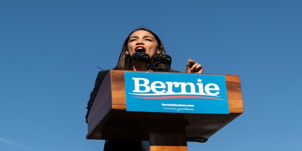 AOC Says Her Bernie Sanders Endorsement Was 'Authentic Decision'