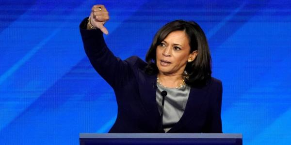 Kamala Harris Argues Racism, Sexism Jeopardize Her Electability