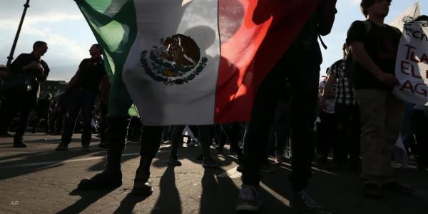 Mexico makes arrests in last weeks massacre of 3 women, 6 children
