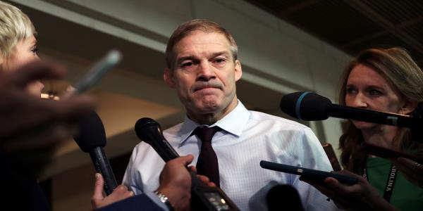 Trump fighter Jim Jordan likely wont get much airtime in impeachment hearings