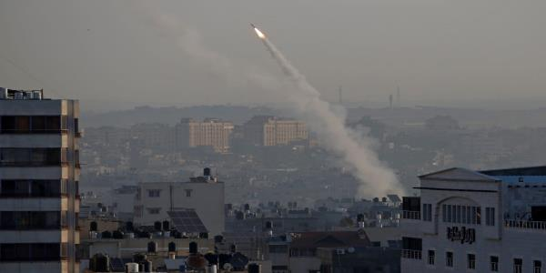 Palestinians fire rockets after Israel assassinates Islamic Jihad commander in Gaza