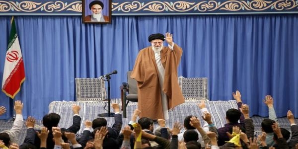 Khamenei: Iran not calling for elimination of Jews, wants non-sectarian Israel