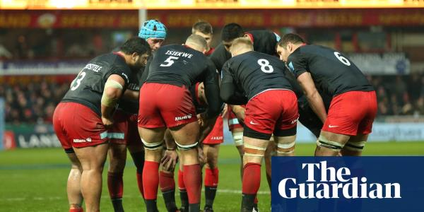 Saracens start Champions Cup defence under stormy cloud