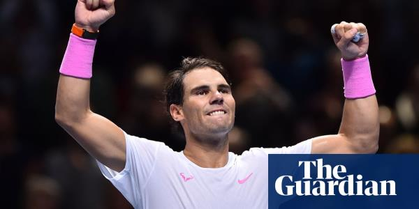 Rafael Nadal overcomes Stefanos Tsitsipas after epic struggle