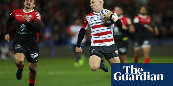 Gloucester suffer Champions Cup loss to Toulouse despite Joe Simpson's tries