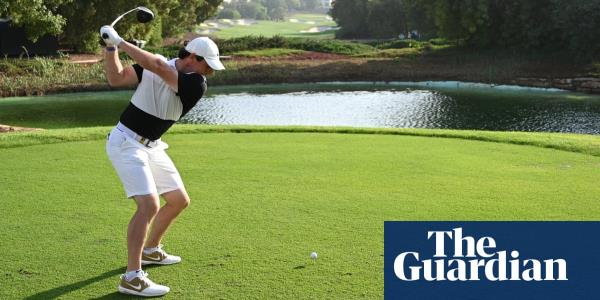 Rory McIlroy happy to let rivals contest Race to Dubai battle