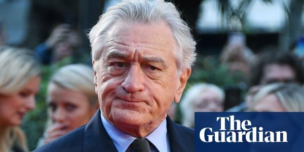 Robert De Niro v Trump: a complete history of a (mainly one-sided) beef