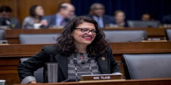 Rashida Tlaib: Trump impeachment hearings very liberating