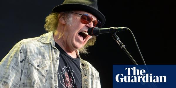 Neil Young quits Facebook in response to false information given to public