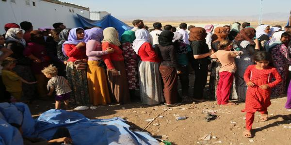 Yazidi still hears brothers before IS kills them in Iraq