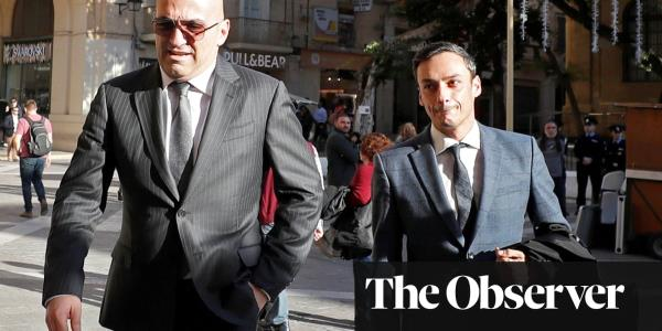 Maltese businessman charged over murder of investigative journalist