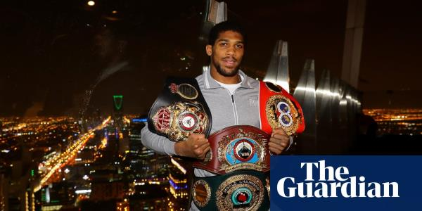 What next for restored heavyweight world champion Anthony Joshua?