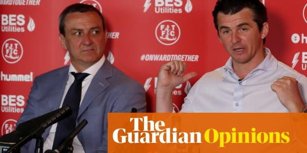 Is the Conservatives' plan based on backing Fleetwood Town? It seems niche | Max Rushden