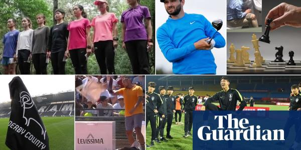 The Anti-Sports Personality of the Year awards 2019 | Simon Burnton