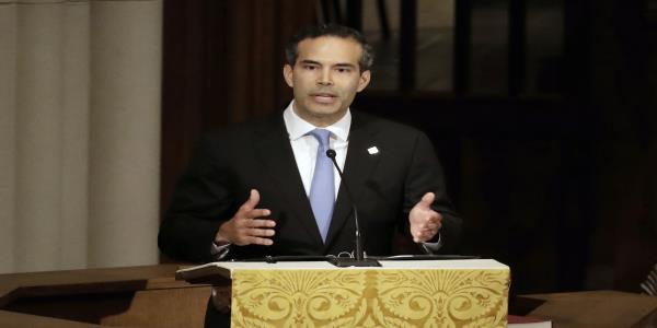George P. Bush says GOP cant let racist episodes slide