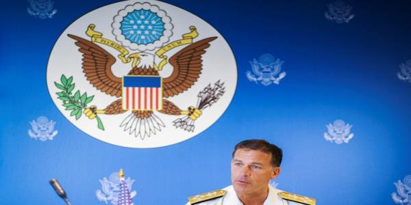 U.S. and like-minded partners will keep security in Asia: admiral