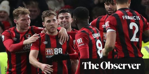 Dan Gosling's late winner for Bournemouth leaves Chelsea stunned
