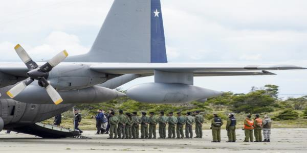 Crashed Chile plane had emergency in 2016: Air Force