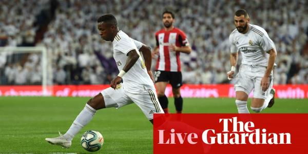 Real Madrid v Athletic Bilbao: La Liga – live!