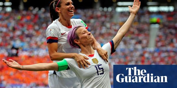 Jaw-dropping sport moments of 2019: USA snub Trump … and enjoy it