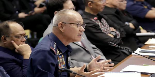 Former Philippine police chief will be charged for drug war corruption